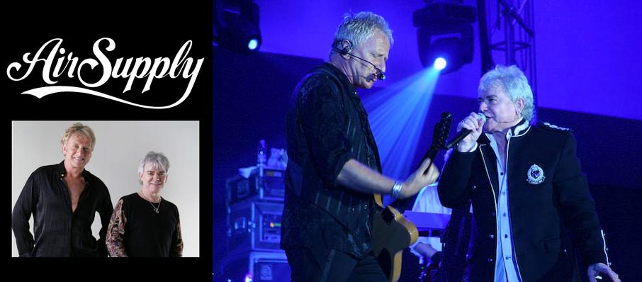 Air Supply at Wind Creek Event Center