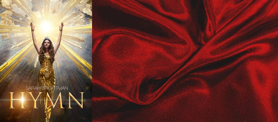 Sarah Brightman at Wind Creek Event Center