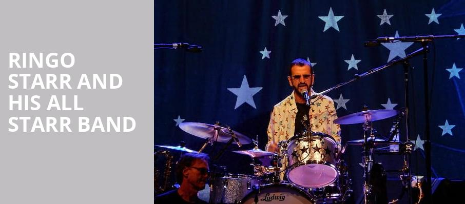 Ringo Starr And His All Starr Band, State Theatre, Easton